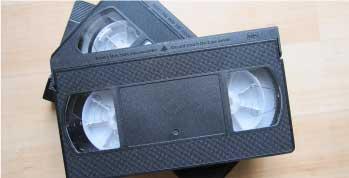 テープのお持込みまたは郵送